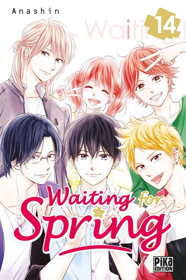 Waiting for spring T.14   9782811659349