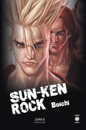 Sun ken Rock - Ed. Deluxe T.08 | 9782818978078