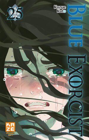 Blue exorcist T.25   9782820338594