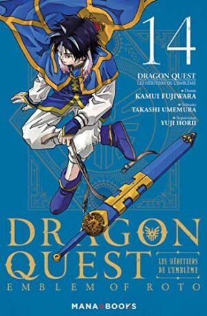 Dragon quest - Les heritiers de l'embleme T.14 | 9791035501822