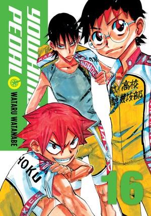 Yowamushi Pedal (EN) T.16 | 9781975310608