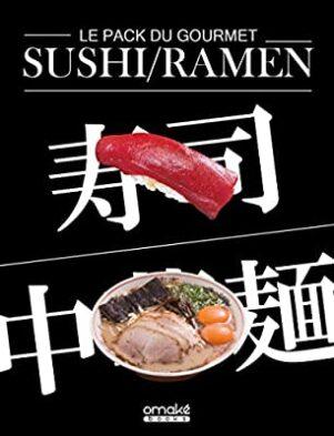 Pack du gourmet: Sushi Ramen (le) | 9782919603961