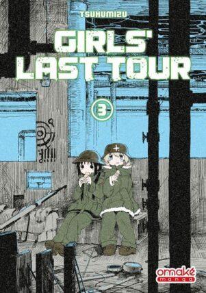 Girls' last tour T.03 | 9782379890246