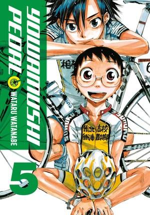 Yowamushi Pedal (EN) T.05 | 9780316393676