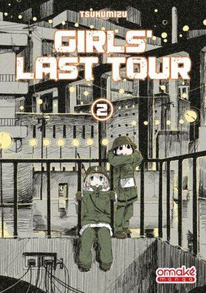 Girls' last tour T.02 | 9782379890185