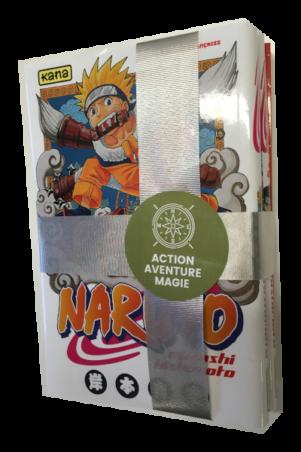 Naruto - Noel Coffret 3 mangas | naruto_-_noel_coffret_3_mangas