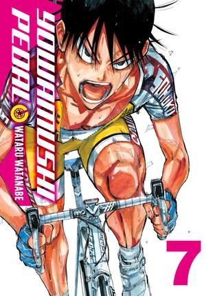 Yowamushi Pedal (EN) T.07 | 9780316558600