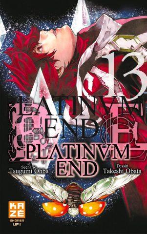 Platinum End T.13 | 9782820338556