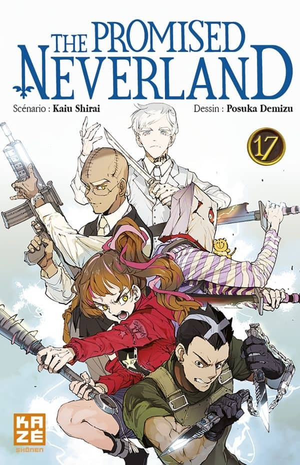 Promised Neverland (The) T.17   9782820338679