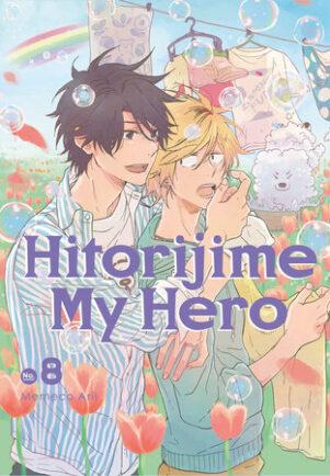 Hitorijime My Hero (EN) T.08   9781632369321