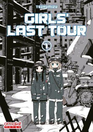 Girls' last tour  T.01 | 9782379890109
