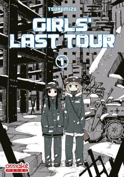 Girls' last tour  T.01   9782379890109