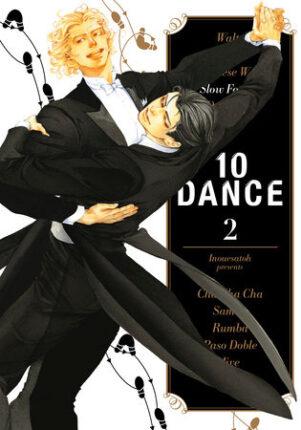 10 Dance (EN) T.02   9781632367662
