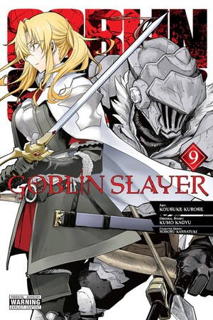 Goblin Slayer (EN) T.09   9781975317911