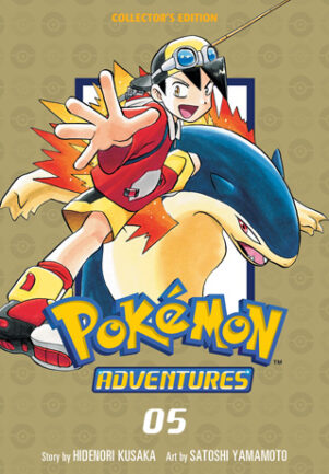Pokemon adventures collector edition (EN) T.05 | 9781974711253