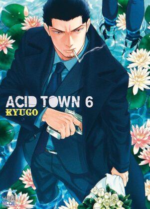 Acid Town T.06 | 9782375062388