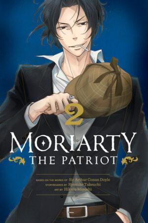 Moriarty, the patriot (EN) T.02 | 9781974719358