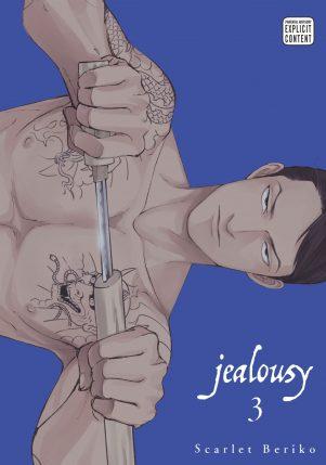 Jealousy (EN) T.03   9781974724864