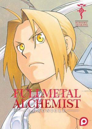 Fullmetal alchemist - Chronicle   9782368529959