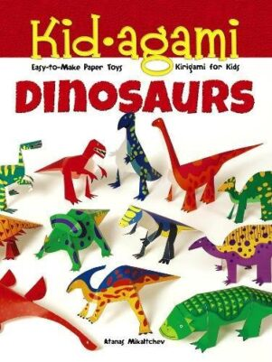 Kid-gami Dinosaurs   9780486497433