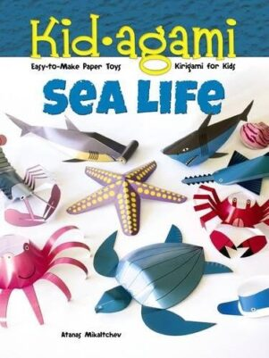 Kid-gami Sealife | 9780486497440