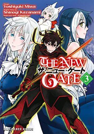 New Gate (The) (EN) T.03 | 9781642730760