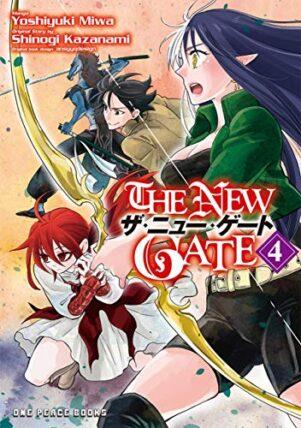 New Gate (The) (EN) T.04 | 9781642730777