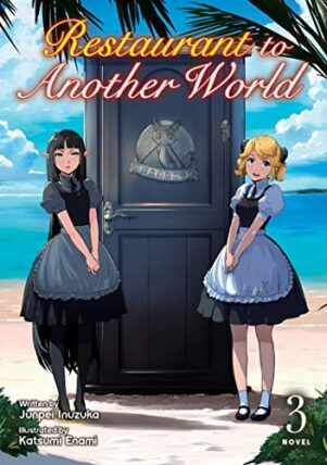 Restaurant to another world - LN (EN) T.03 | 9781642757385