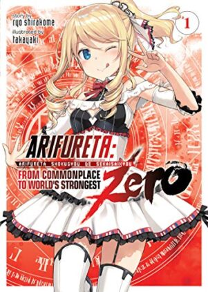 Arifureta Zero - LN (EN) T.01 | 9781645051732