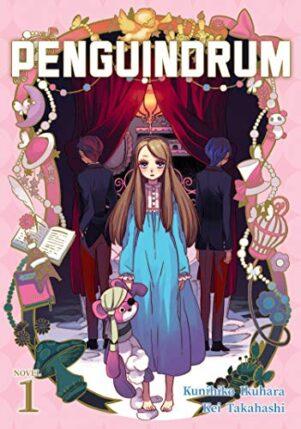 Penguin drum - LN (EN) T.01 | 9781645055372