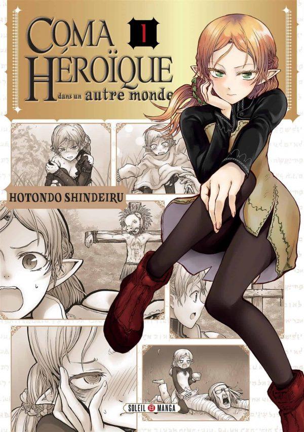 Coma heroique dans un autre monde T.01 | 9782302090699