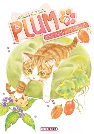 Plum, un amour de chat T.18 | 9782302091696