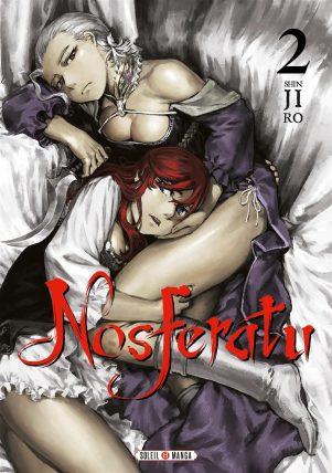 Nosferatu T.02 | 9782302091788