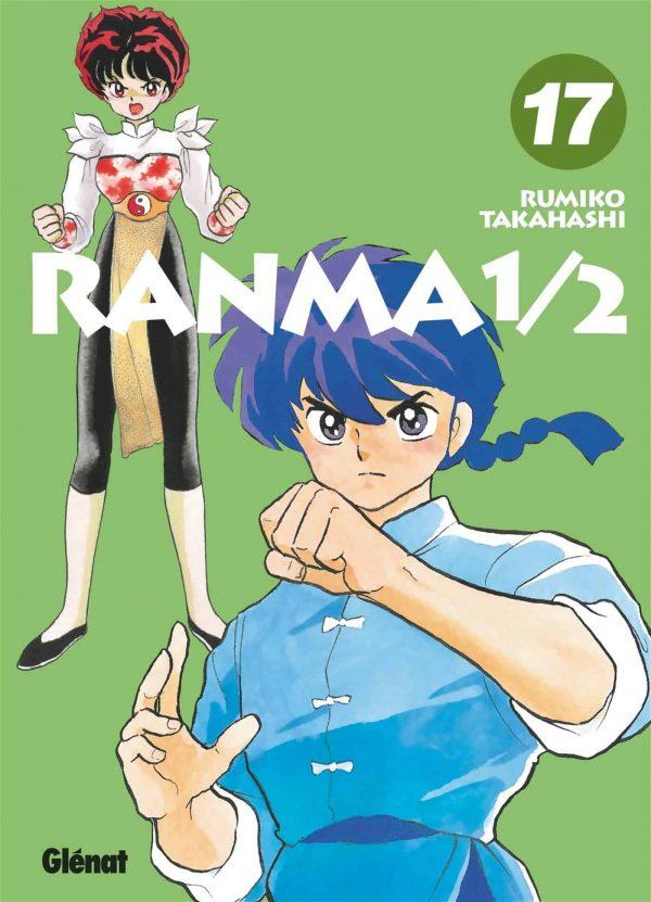 Ranma 1/2 Édition originale T.17   9782344040508