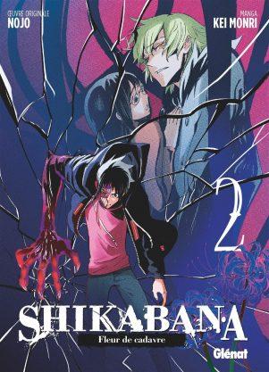 Shikabana, fleur de cadavre T.02 | 9782344043820