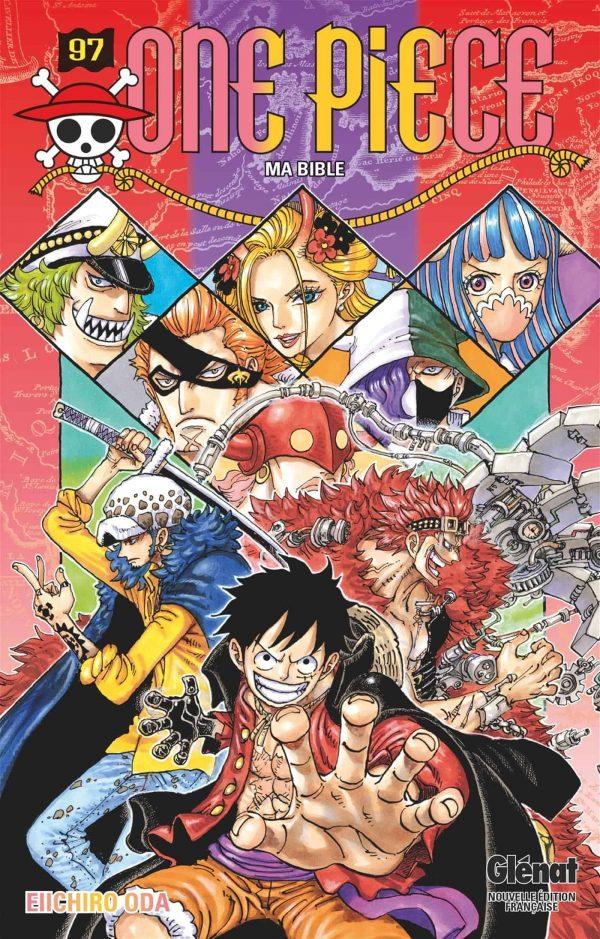 One Piece (N.E) - Ed. Jaune T.97 | 9782344046388