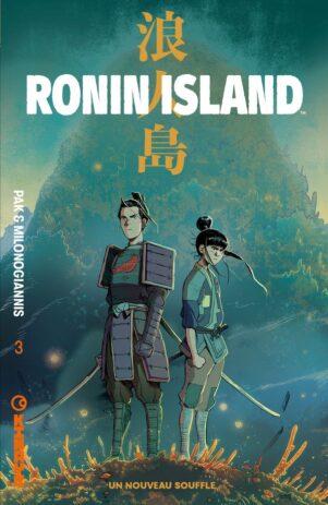 Ronin island T.03 | 9782357990777