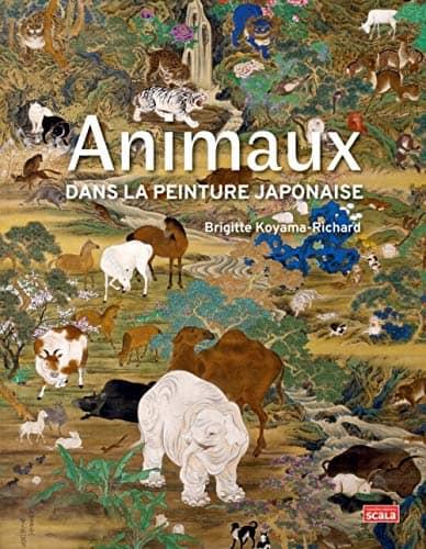 Animaux dans la peinture japonaise   9782359882551