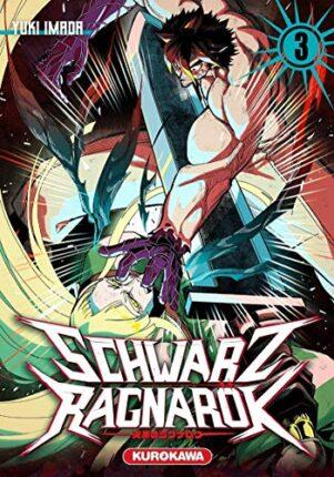 Schwarz Ragnarok T.03   9782368529799