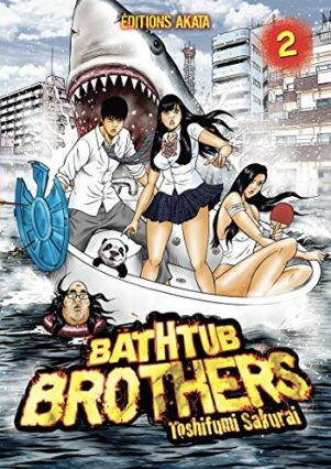 Bathtub Brothers T.02 | 9782369747789