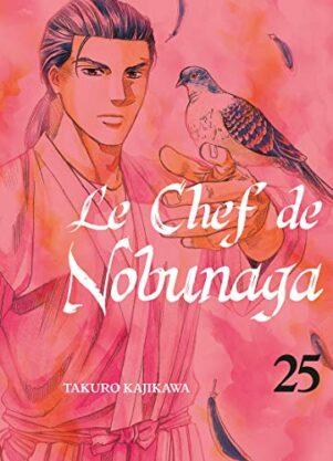 Chef de Nobunaga (Le) T.25 | 9782372875547