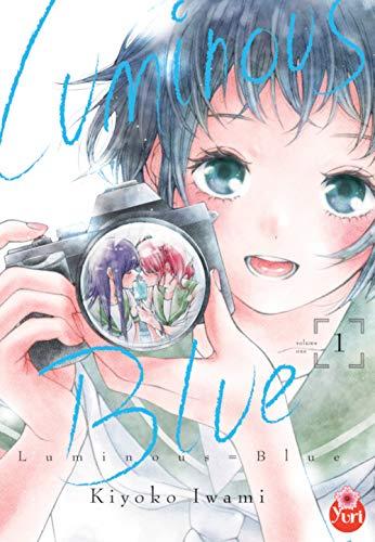 Luminous Blue T.01   9782375062142