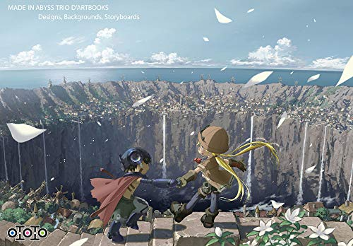 Made in abyss: Triple artbook   9782377173402
