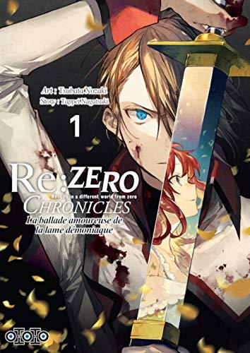 Re: Zero - Chronicles T.01 | 9782377173716