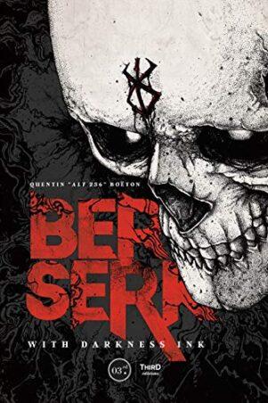 Berserk: With darkness ink (EN) | 9782377842766