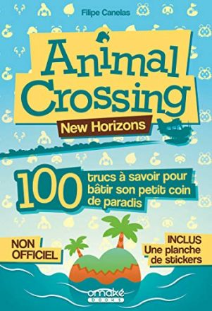 Animal crossing: 100 trucs | 9782379890574