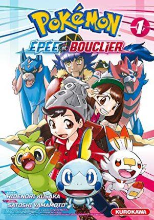 Pokemon - Epee et bouclier T.01 | 9782380711523