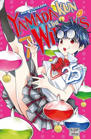 Yamada-Kun and the 7 Witches T.25 | 9782413013822