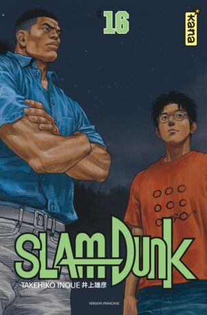 Slam Dunk - Star ed. T.16 | 9782505078586