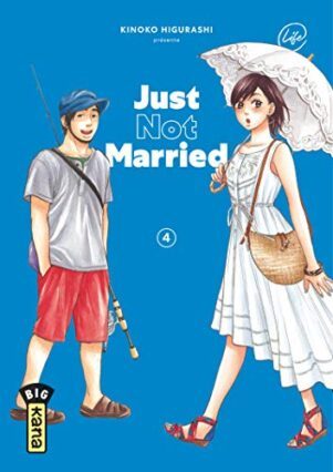 Just not married T.04 | 9782505079996